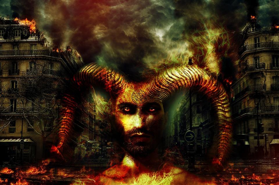diabeł - sennik
